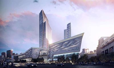 昆明恒隆广场购物中心年内开业 将引进商户约300家