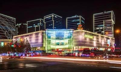 杭姐周报 | 杭州5大标杆Mall2018业绩曝光;滨江天街B馆谍照流出…