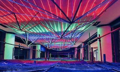 五月底将开业的金沙印象城谍照曝光,目前招商率达98%