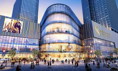 镇江协信星光时代广场延迟开业 预计7月底试营业
