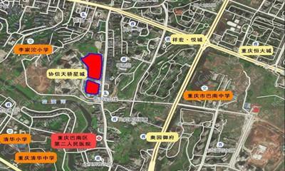 商地快讯|融创5.6亿元拿下李家沱一宗商住用地 溢价率17.4%