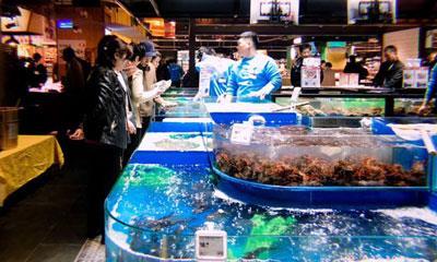 盒马3月28日在上海连开三店 新业态盒马菜市首次亮相