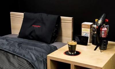 雀巢在日本东京开了家睡眠咖啡馆 睡1小时要100块