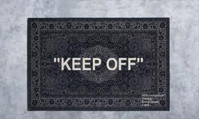 Virgil Abloh加入宜家艺术家系列 联名地毯中国仅两家门店有售