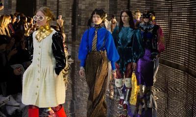 奢侈品三大巨头市值在翻滚:Gucci母公司反超爱马仕!