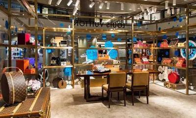 海港城2018年零售销售额大涨24%至370亿港元 新增逾80家品牌店!