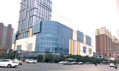 郑州北区购物中心密集释放 16万平YOYOPARK购物公园9月亮相