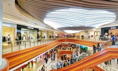"""广州百信广场的""""1+1>2""""效应:东、西区差异化组合 客流上升45%"""