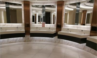 """""""偷拍""""上海5家新商场卫生间  硬件软件PK结果公布"""