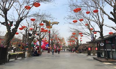 """从""""变装""""后的现代唐人街看曲江商圈"""