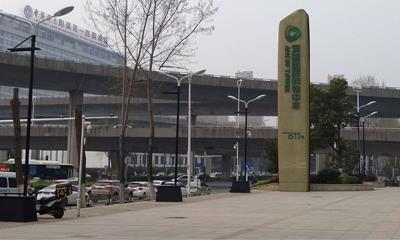 合肥高架商业综合体现状:安粮国贸购物中心或将整体出售...