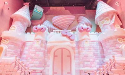 世茂Hello Kitty上海滩时光之旅主题馆:国际文娱IP与商业的新碰撞