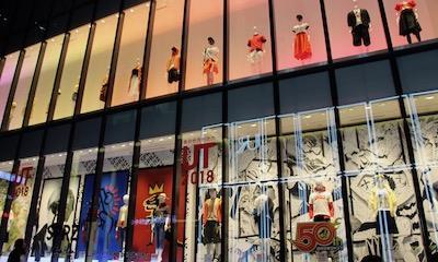 优衣库母公司2019上半年业绩创新高,大中华区录得双位数增长