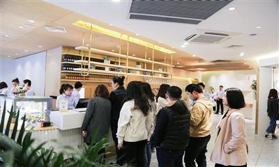 澳洲咖啡西餐厅Au79落户南京河西中央 中国首家旗舰店正式开业