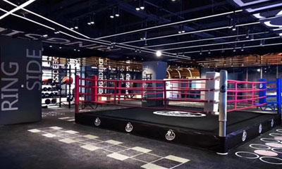 RINGSIDE:以拳击文化为主题 打造运动、美食、美容一体化的健身会所