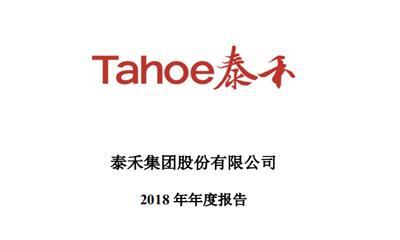 泰禾集团2018年实现营收309.85亿 租金及托管收入4.56亿