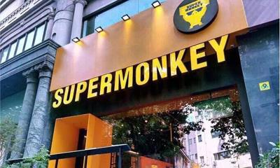 延伸创造不同功能主题店,超级猩猩2019要突破200家店
