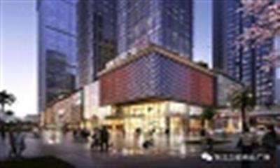 东莞首铸万科广场将于2019下半年面世 入驻品牌抢先看