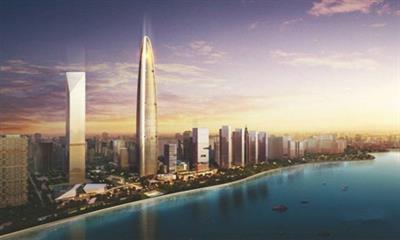 武汉绿都缤纷城预计八月开业 官宣又拿下一家华中首店