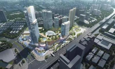 步步高60万�O商业体长沙Starfield星城天地开工 预计2021年开业