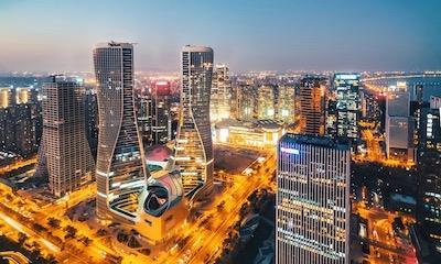 杭州来福士中心全业态落成暨凯德深耕中国25载启动