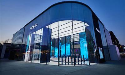 OPPO第三座全球超级旗舰店在北京开业 未来两年将拓店1600家