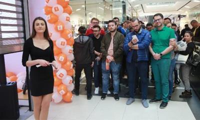 小米之家罗马尼亚首店开业 面积为200平方米