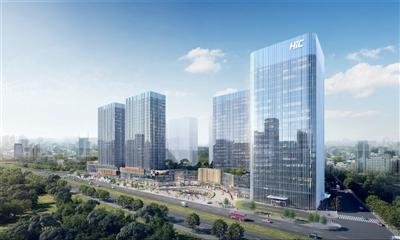 30+知名品牌莅临广州增城合生汇 项目将刷新商业新玩法