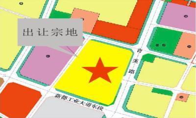 商地快讯|旭辉拿下成都一宗8.25万㎡商住用地