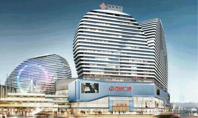 保定第二座万达广场入驻隆基泰和未来石 建筑面积达19.75万�O