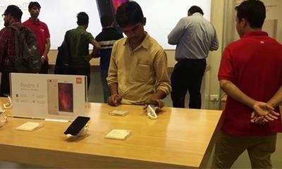 小米今年要在印度开设1万家零售店 线下销售将占一半