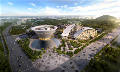 景德镇绿地昌南里李刚:用CHINA文化打造文旅商业新高地