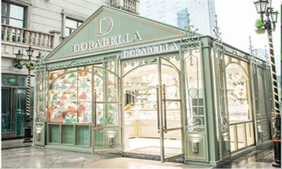 法式甜点来袭 武汉第三家Dorabella入驻群光广场