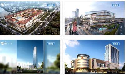 厦门集美新城将建四大商圈 还有超250万�O地铁商业
