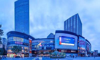 重庆商圈购物中心升级之路:商业与艺术跨界成潮流