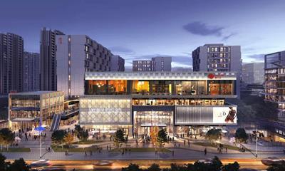 """先社区再商业!地铁万科·杭行荟Mo-Mall要打造中国版""""The Commons""""!"""