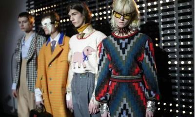 Gucci母公司成为第一个承诺只用18周岁以上模特的奢侈品集团