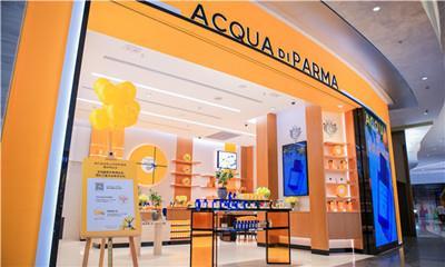 新店播报 帕尔玛之水中国第三家精品店入驻重庆