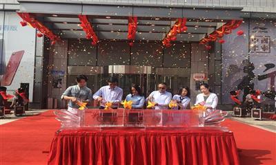 群光二馆5月18日正式开业 武汉首家钟书阁亮相
