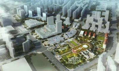 合肥经开区商业竞争日趋激烈:明珠广场升级改造、正大广场6月开业