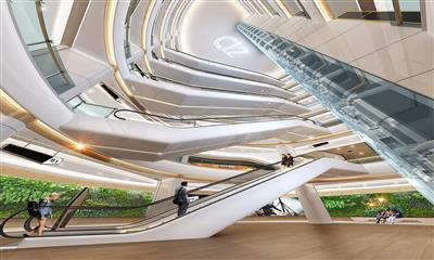南京C12国际中心 专注缔造当今女性品质生活的奢华领地
