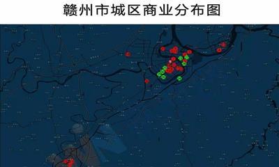 赣州商业大调查:市场存量超151.07万㎡ 章江新区商圈力扛城市商业发展