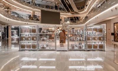 """Burberry开启品牌革新 能靠""""印花营销""""夺回注意力吗?"""
