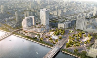 广州海珠广场片区迎城市更新,星寰为传统城区注入动力