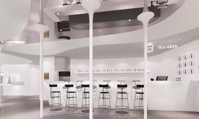 上海首家喜茶LAB旗舰店明日开业 首次推出甜品实验室和制冰实验室