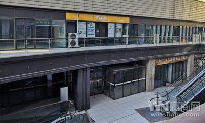"""金地国际广场空铺近半 金地能否重塑""""金""""身"""