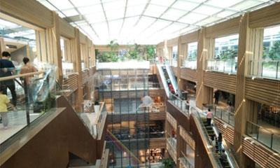 5月全国开业购物中心24个