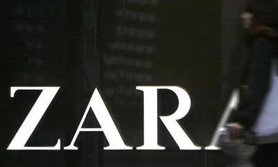 Zara母公司第一财季业绩回暖 净利润同比大涨10%