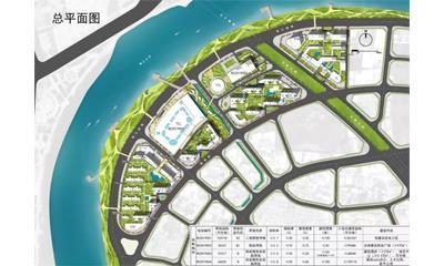 金新城集团10.51亿摘榕江新城地块 揭阳万达广场正式敲定