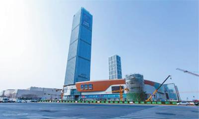 济南华润万象城9月28日开业 商业总建筑面积约37万㎡